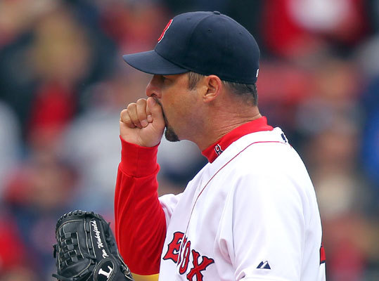 On May 12, 2010, Wakefield became the fourth active pitcher to earn 2,000 strikeouts. The other pitchers reaching that milestone are Jamie Moyer of the Phillies, and Andy Pettitte and Javier Vazquez of the Yankees. 'I'm very proud of that,' Wakefield said after the loss to the Blue Jays. 'It's a tribute to longevity and I feel very blessed I've been able to wear this uniform for a long time and I've been able to accomplish 2,000 strikeouts.'
