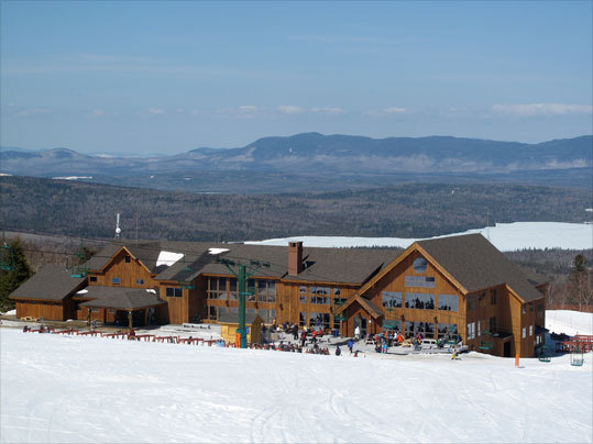 BANG FOR THE BUCK: Saddleback, Maine For big mountain skiing at a small mountain price ($50 adult weekend/holiday), slide over to Saddleback, with 2,000 feet of vertical laced with sinewy, old New England-style trails and accented by the pick-your-poison-level Casablanca Glades. Don't tell too many others, but the powder here lasts days longer than at its more well known neighbors. - 866-918-2225, www.saddlebackmaine.com