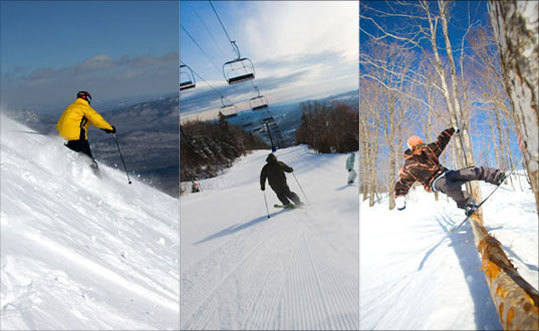 New England's alpine superlatives are usually defined as biggest, snowiest, or steepest, but here are 10 other ways of defining our region's best skiing and snowboarding experiences. Hilary Nangle can be reached at www.hilarynangle.com .