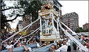 See the festivals of the North End