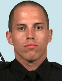 Officer Ryan Bonaminio was killed chasing a hit-run suspect.