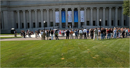 Museums/galleries, No. 7 Visitors liked the museums in six other cities more than they did Boston's: Washington, D.C., New York City, Chicago, Santa Fe, Philadelphia, and San Francisco.