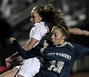Division 1 girls soccer championship