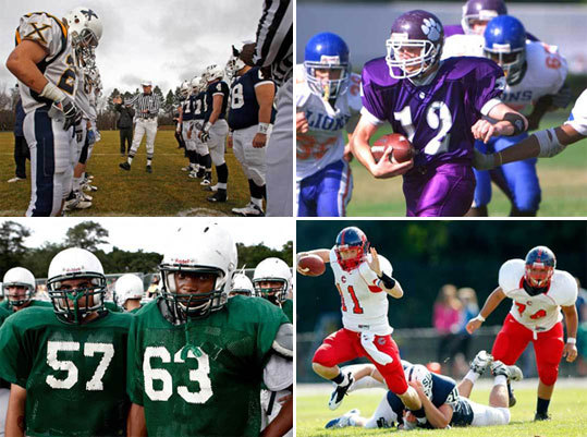 Every year, before Massachusetts families gather to eat turkey, sweet potato pie, greens and other fixings, they gather at local schools to cheer on some of the best rivalries in high school football in the nation. Unfortunately, some games are better than others. That's where we come in. Here are our 10 games to watch this Thanksgiving.