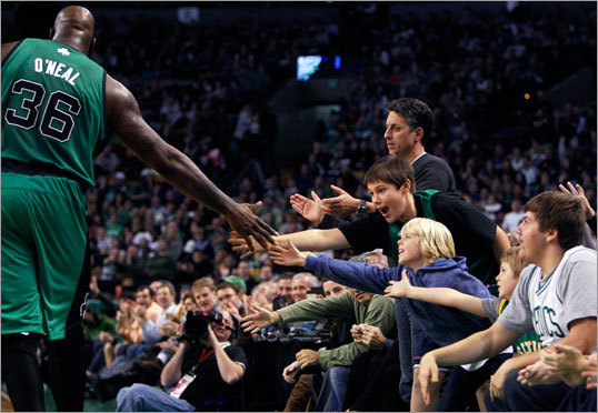 The Celtics are 12-4 after the first month of the NBA season, a record even the greediest Celtics fan can't gripe with. But beyond November wins and losses, we've learned some truths about this team -- both good and bad -- that could be indicators of potential playoff success. Read on for five early revelations on the 2010-2011 Celtics.