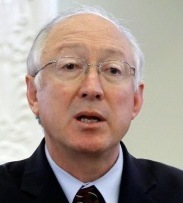 """LESSONS FROM DEEPWATER HORIZON """"We need to proceed with caution and focus on creating a more stringent regulatory regime,"""" Ken Salazar said."""