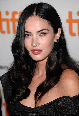 7. Megan Fox The actress has graced the cover of several magazines, including Rolling Stone. She also starred in the movie 'Transformers: Revenge of the Fallen.'