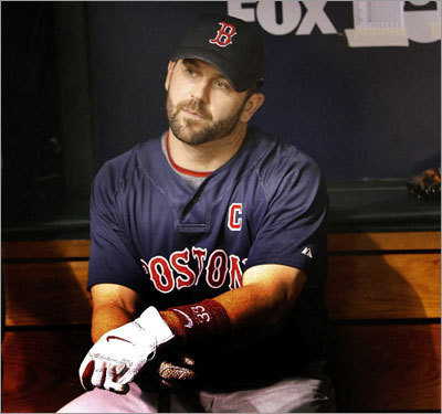 Varitek made his major league debut with the Red Sox on Sept. 24, 1997. No one has caught more games in Red Sox history.