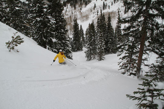 A Utah trip is about snow (average 500 inches each winter), and this season the deepness has already dialed up to 140 inches. Utah has patented the &#147;greatest snow on Earth&#148; based upon scientific studies of the dry, light, plentiful powder. Utah also boasts the happiest population, second only to Hawaii, according to a Gallup poll. Snow and smiles&#133;coincidence? I think not. For more of Heather Burke&#146;s ski articles, check out www.familyskitrips.com
