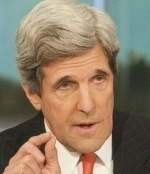 SOUGHT GESTURE John Kerry prodded Syrian President Bashar Assad for a gesture of good will.