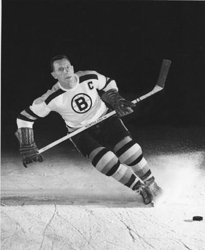 Milt Schmidt Schmidt, a former Bruins captain, won an MVP in 1951. In 62 games, he had 22 goals and 39 assists for 61 points. Bill Cowley Center Bill Cowley won MVPs for the Bruins in 1941 and 1943. In both years, he had 45 assists. In 1941, he netted 17 goals and two years later, he had 27.