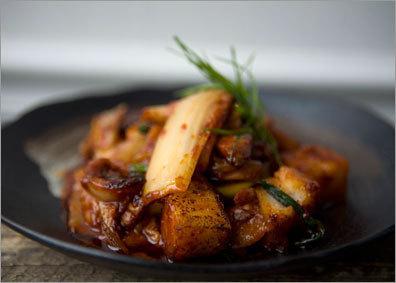 Maine's savory Asian cuisine