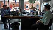 The Boston sports radio scene