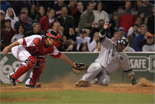 The Red Sox and Yankees began the 2010 season against each other, ended it against each other, and have continued going head-to-head in the offseason by pursuing avenues to make themselves better. The Red Sox made the most noise so far, trading for first baseman Adrian Gonzalez and signing free agent outfielder Carl Crawford. Here's Globe baseball reporter Nick Cafardo's position-by-position look at how they match up as of right now for the 2011 season. After each analysis, you'll have your chance to vote on which team has the edge.