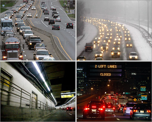 If you live in Hawley and find it slow going each day to your job, you're not alone. Commuters from the Franklin County town take nearly 40 minutes to reach work each day, according to recently released census data. Read on to see the 10 Massachusetts municipalities with the worst commutes, ranked by the time it takes the average worker 16 or older to get to his or her job.