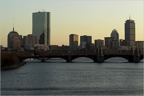 3. Boston Average single rate was 53.1 percent, margin of error .6 percent.