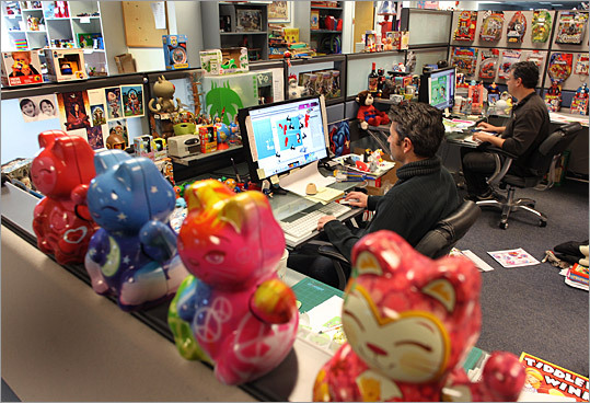 Toys And Co : Inside shylling the largest toy firm in mass boston