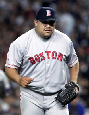 Beloved big guys in boston sports for El guapo red sox t shirt