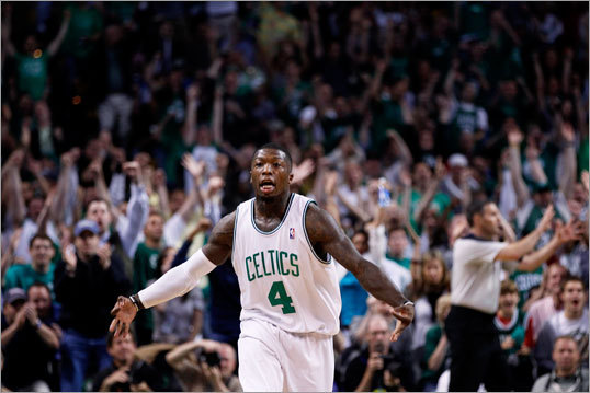 Celtics prevail Enough of the drama. The Celtics did eventually close out Orlando in Game 6, winning 96-84 and setting up a dream matchup with the Lakers in the Finals. Lost on the bench, Nate Robinson exploded for 13 points in the second quarter of that game. Robinson, of course, plays a key role for the Celtics this season. The Celtics have changed a lot, as have the Magic, meaning the history of last year's series might not weigh very heavily on upcoming matchups.