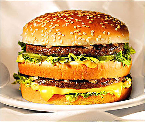 A whole lot of Big Macs Many look to the Bic Mac index to understand exchange rates. With the Big Mac currently worth about $3.22, a winning ticket could buy over 110 million of the burgers.