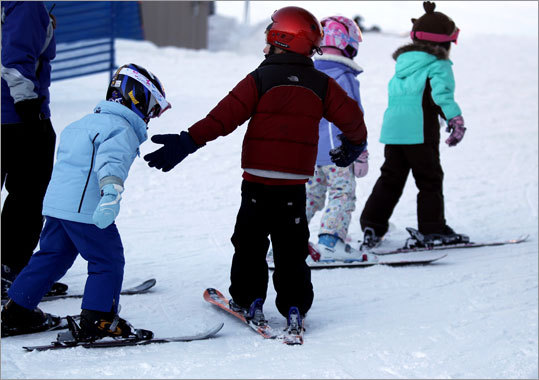 It&#146;s around the age of 10 that young skiers and riders start exploring their sports a bit more and are able to detach from their parents a bit more frequently. Because of that, parents of fifth-graders can apply for a free (minus processing free) season pass in both <a href='http://www.skivermont.com/events-and-deals/program-passport '>Vermont and New Hampshire . The latter also offers a similar program for fourth-graders as well.