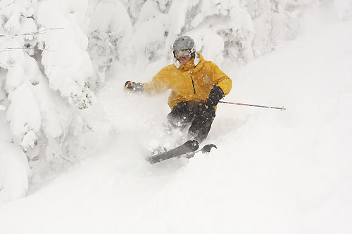 The weeks between Christmas vacation and Martin Luther King Jr. Day are normally slower ones in ski country, which means resorts tend to offer attractive mid-season bargains to get skiers and riders on the slopes. With more snow in the forecast for this weekend, however, that might not pose much of a problem. So, if you're thinking of heading for the mountains this month, here are some ways to save at the ticket window.