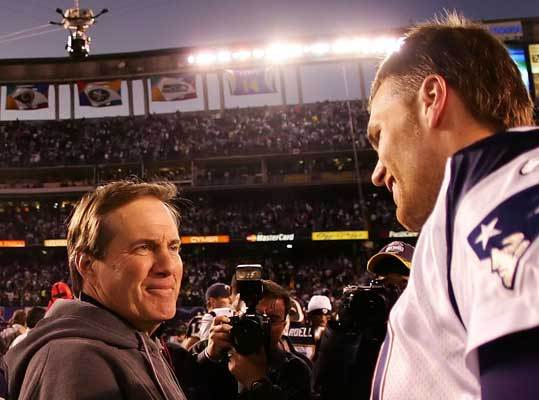 Jan. 14, 2007: Patriots 24, Chargers 21 Brady didn't have one of his best games in this AFC Divisional game, but it was enough. He threw for 280 yards and two touchdowns, but he also threw three interceptions.