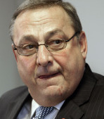 The debt led to the loss of 600 hospital jobs in Maine, Governor Paul LePage said.