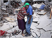 Retrospective of the Haiti quake and recovery