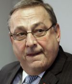 Newly elected Governor Paul LePage declined NAACP invitations to a dinner Sunday and a breakfast Monday because of prior commitments.