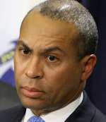 CLOSING LOOPHOLES Under Governor Patrick's plan, elected officials would not be allowed to draw a pension while on the public payroll.