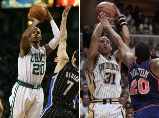 In your opinion, who is the greatest NBA 3-point shooter ever? online survey