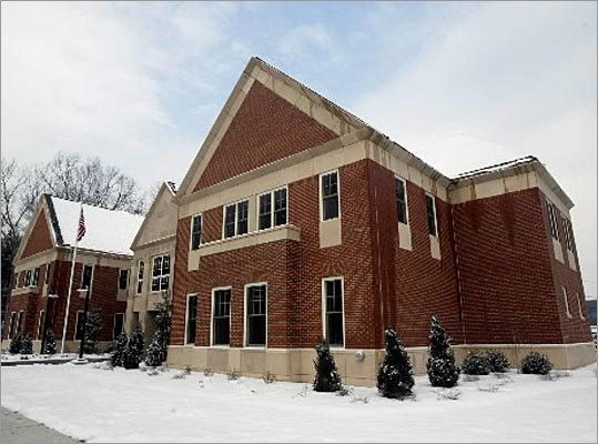boxford town hall