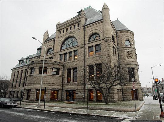 Pollard memorial library Lowell