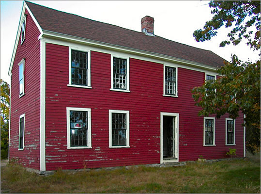 henry david thoreau house concord