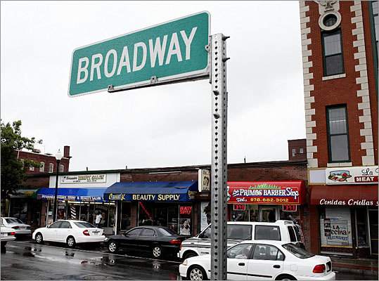 Broadway Lawrence
