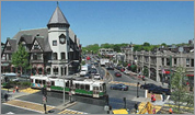 Changes around Coolidge Corner