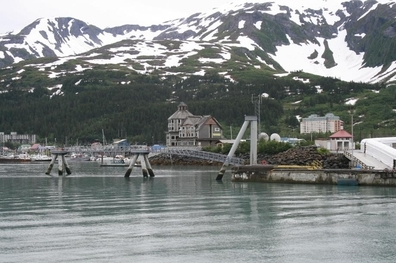 Cruise around Alaska