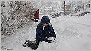 Photos: Snowstorms of 2010-2011