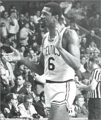 Bill Russell: Most NBA championships by a player Russell's 11 championships in 13 seasons played make him the winningest player in team professional sports history. Russell is followed by teammate Sam Jones with 10 and teammates Tom Heinsohn, K.C. Jones, Satch Sanders, and John Havlicek with eight.