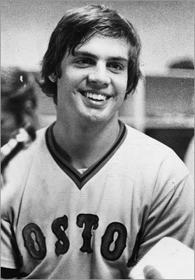 Ted Cox: Most hits to begin a career A first-round draft choice of the Red Sox in 1973, Cox holds the record for most consecutive hits to begin a career with six. Cox was 4 for 4 in his first major league game, a 10-4 win against the Orioles on Sept. 18, 1977.