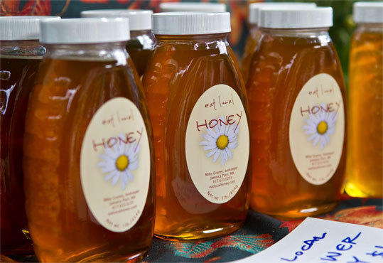 Honey, Europe and the Middle East They don't call it a honeymoon for nothing. In some ancient cultures, it was tradition to give mead, or honey wine, to newlyweds in order to increase fertility. Apparently, the tradition spread and the name has stuck. Honey can provide high sustained energy and is full of vitamins, minerals, and antioxidants, according to WebMD.com.