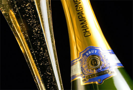 Champagne, France Does this one even need an explanation? Champagne is a symbol of celebration and luxury, gives a euphoric feeling, and was known as a favorite drink of Marilyn Monroe who, according to her biographer, took a bath in the bubbly drink. According to WebMD , the carbon dioxide in champagne bubbles cause the alcohol to hit the blood stream at an accelerate rate, causing your inhibitions to disappear as soon as the cork is popped.