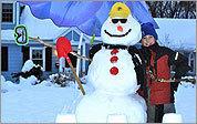 Readers' snowstorm photos