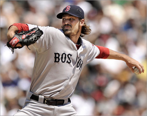 25. Andrew Miller Previously: Unranked The reasons the 2007 first-round draft pick (chosen sixth overall, ahead of Tim Lincecum and Clayton Kershaw) appeals to the Red Sox as a reclamation project are obvious: lefthanders who can dial it up to the mid-90s are always a commodity, even those with a career 5.78 ERA. But Miller is still a project, as evidenced by his 6.91 ERA at Fenway this season, and if he's pitching a meaningful situation in October, something has gone wrong. If you want to make the point that lefty Franklin Morales belongs here instead, you'll get little argument.