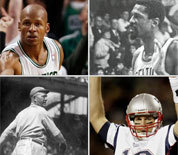 Boston's record setters