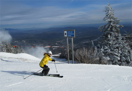 Okemo's World Cup - a classic, as the name implies.