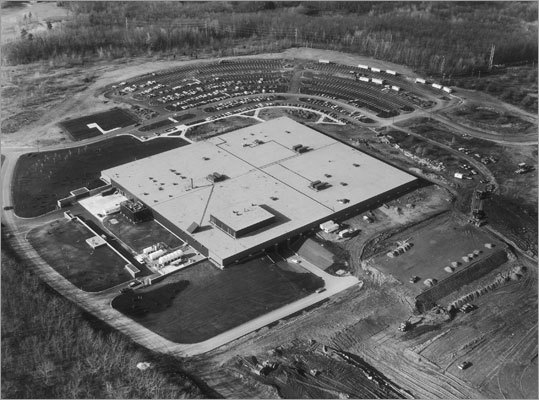 Intel Corp. acquired Digital's microprocessor plant in Hudson, shown here, for $1.5 billion in 1997 to settle a patent infringement lawsuit.