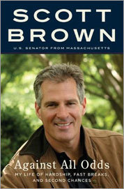 Brown's book cover.