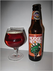 Tröeg's Nugget Nectar.